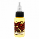 YELLOW STONE 30ML WORLD FAMOUS TATTOO INK