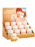 SUN PROTECTION BLOCK 12PCS + FREE DISPLAY by EASY TATTOO