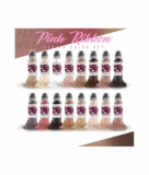 PINK RIBBON AREOLA, NIPPLE SET 16X30ML WORLD FAMOUS