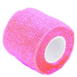 PINK TAPE COVER ANTI SLIP SELF ADHESIVE 1 PC