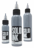 SILVER 30ML SOLID INK