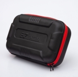 EZ CASE Black Red