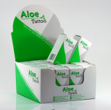 ALOE TATTOO  Display 16 pcs x 21 gr