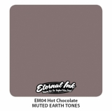 HOT CHOCOLATE 30ml MUTED EARTH by ETERNAL