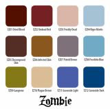 ZOMBIE SET 12PCS x 30 ml by ETERNAL