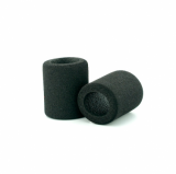 SOFT COVER GRIP for 25 mm 20PCS BOX (BLACK)