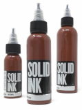 BROWN 30ML SOLID INK