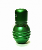 ATOMIC HQ GREEN ALUMINUM GRIP 30 MM