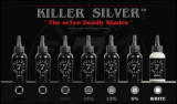KILLER SILVER COMPLETE SET 7 x 30 ML