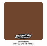 MOCHA 30 ML MUTED EARTH SET by ETERNAL