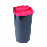 NEEDLE CONTAINER black 3 L