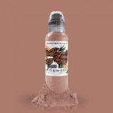 COOL PEACH 30ml by WORLD FAMOUS TATTOO INK