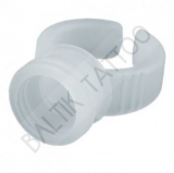 CAP RING 1 HOLE X 10 PCS PREMIUM (TRANSPARENT)