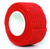 GRIP TAPE COVER 2.5CM 24PCS red color