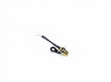 FIVE MOTHS RCA Adapter IRON black