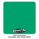 CORAL GREEN 30ml SEASONAL SPECTRUM by ETERNAL