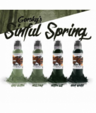 GORSKY SINFUL SPRING SET 4x30ml by WORLD FAMOUS